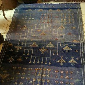 Vintage Silk Sabra