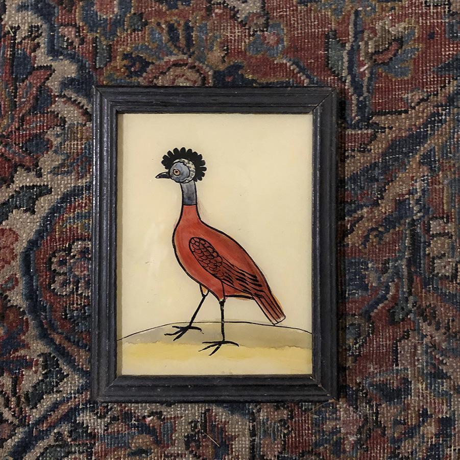 Strange Bird Dark Frame-S