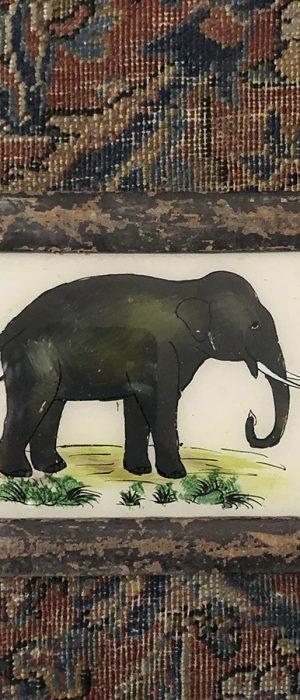 Elephant Distressed Frame-S