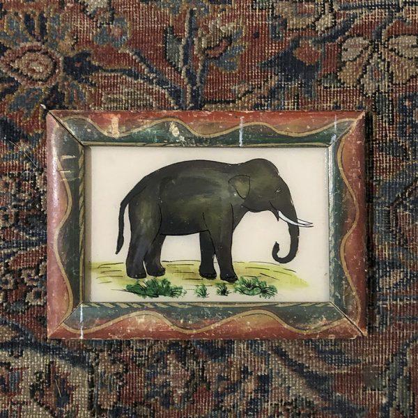 Elephant Red/Grey Frame-S
