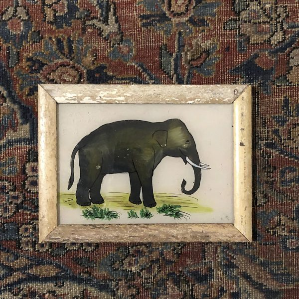 Elephant Cream Frame-S